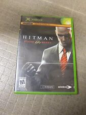 Hitman: Blood Money - Original Xbox Game
