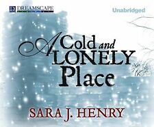 A Cold and Lonely Place 2 by Sara J. Henry (2013, MP3 CD) FREE SHIPPING