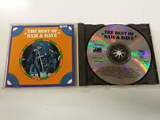 SAM & DAVE THE BEST OF CD 1987