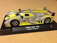 NSR 0005 Audi R18 #1 Limited Edition Slot Car 1/32