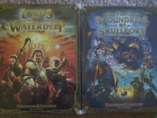 NEW Dungeons & Dragons D&D - Lords of Waterdeep + Scoundrels of Skullport SEALED