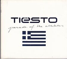 Tiesto-Parade Of The Athletes cd album