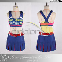 EE0301AA Lollipop Chainsaw Juliet Starling Cosplay Costume