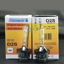 2pcs hid xenon bulb for Philips D2S 85122 4200K car HID Xenon bulbs white color