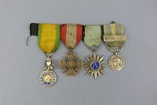 Ordre du mérite militaire Taï Décoration Order of Military Merit Taï.