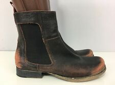Women's Matisse Distressed Ankle Boots. Size 8.