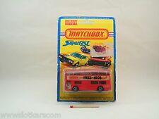 Matchbox Superfast MB17 Londoner Bus 1953-1978 25° Anniv., neuf/blister (#A20)