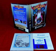 Amiga: King 's Quest 3 III: to Heir is human Grey box prima edizione-Sierra 1987