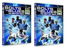 Manchester City Bolts From The Blues - 200 Great City Goals (DVD, 2006)