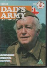 Dad's Army, Disk 5 (S.3 Ep.13-14, S.4 Ep.1), DVD Region 2,4 (PAL UK) New Sealed!
