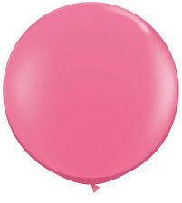 Giant 3ft Qualatex Rose Balloon Official Licensed Party Birthday