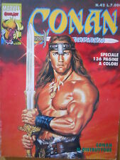 Conan il Barbaro n°42 1992 - Colore ed. Marvel DC Comic ART [G.213]