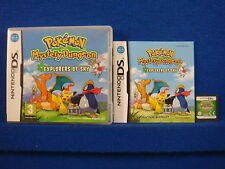 ds POKEMON MYSTERY DUNGEON Explorers Of Sky Lite DSI 3DS Nintendo PAL UK VERSION