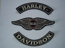 Patch Ecusson sportster, fat boy bob low rider dyna cvo biker mc ace cafe racer