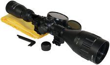 """Ao 3-9 x 50 vue télescopique + 3/8 """" (11mm mounts scope rifle pistolet air.22 rimfire"""