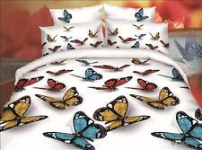 Luxury 3d oil painting Queen Duvet Cover set 4pcs sheet pillowcases bedding A10