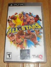 WWE All Stars (Sony PSP, 2011) complete in case
