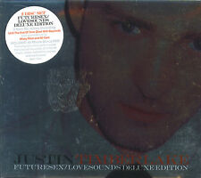 Justin Timberlake : Futuresex / Lovesounds (CD + DVD)