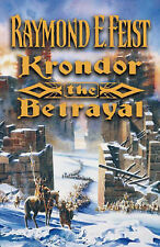 Krondor: The Betrayal by Raymond E. Feist (Paperback, 1999)