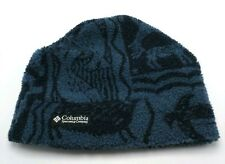 COLUMBIA SPORTSWEAR COMPANY blue beanie Sz- Adult S  or Youth L / XL