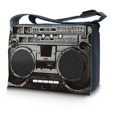 "15""- 15.6"" (inch) Laptop Messenger laptop Bag Notebook Shoulder Bag ""BOOMBOX"""