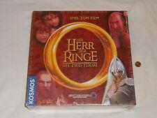 NEW Herr Der Ringe Die Zwei Türme Spiel Zum Film GERMAN Lord of the Rings Game