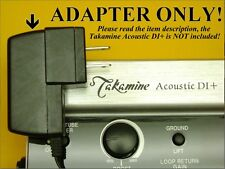 Takamine Acoustic DI+ Box  POWER ADAPTER ONLY!  28V 500mA  Hard to find!