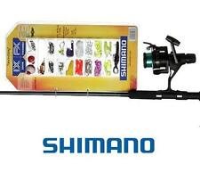 KIT SPINNING CANNA SHIMANO FX 1,70 m + MULINELLO SHIMANO + ARTIFICIALI + FILO