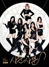 AOA 2ND MINI ALBUM [ LIKE A CAT / 사뿐 사뿐] CD