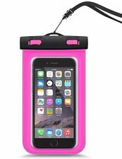 2 Pack Waterproof Case Cover Universal Floating Dry Bag for Cell Phone