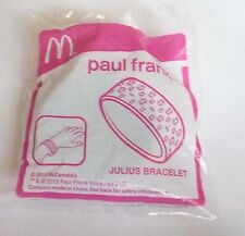 McDONALDS Paul Frank JULIUS BRACELET Toy Kids MINT Oct 2013 Malaysia Rare