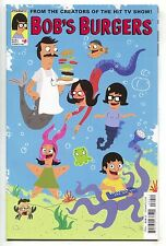 Bob's Burgers 8 A Dynamite 2016 NM Fox Adult Swim Little Mermaid Romeo Juliet