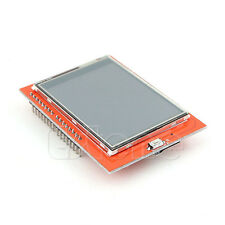 "New 2.4"" TFT LCD Shield Touch Panel Module TF Reader Micro SD For Arduino UNO R3"