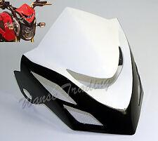 Front Headlight Head Light Lamp Cowl Cover White Fit 2014+ HONDA Grom MSX 125