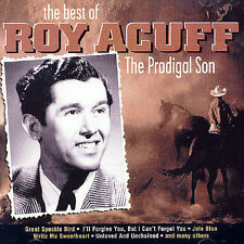 The Prodigal Son: the Best of Roy Acuff Audio CD
