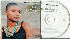 Lizz Wright   CD-PROMO ( 3 INCH)   I'M CONFESSIN ( + PHILIPP WEISS PROMO TRACK)