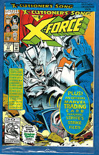 X-FORCE #17 - Marvel 1992  X-Cutioner's Song Part 8