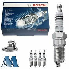 4x Bosch bujía bujías yr7dc+ +41 024213551 5