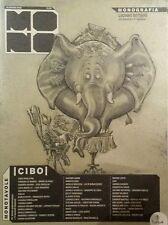 MONO n.4 - copertina Fabio Celoni - Tunué