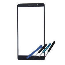Black Touch Screen Front Outer Glass Lens Panel For LG G Stylo LS770 H634 H631+T
