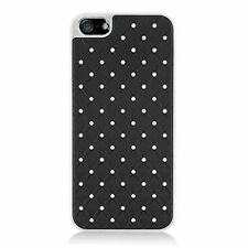 Spot - Black Diamond Case For Apple iPhone 5S / 5 Bling Rhinestone Cover
