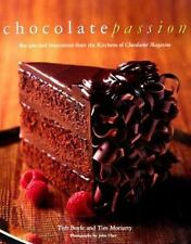 Chocolate Passion: Recipes and Inspiration from the Kitchens of Chocolatier Maga