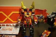 Transformers Classics Henkei RODIMUS PRIME FansProject TFX-04 PROTECTOR Upgrade