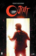 Outcast #4 NM or higher 1st print