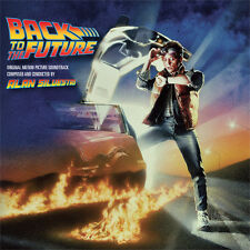 BACK TO THE FUTURE ~ Alan Silvestri CD