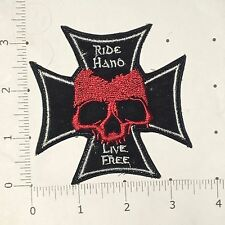 Ride Hard Live Free Patch