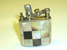 STAMBUL (MÜLLER & GRÜNSTEIN) LIGHTER W. MOTHER OF PEARL COAT - 1929 - GERMANY