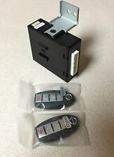 Nissan Keyless Entry Remote Control Box and 2 Key Fobs