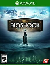 NEW BioShock: The Collection (Microsoft Xbox One, 2016)