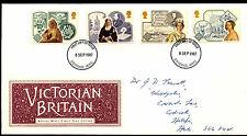 GB FDC 1987 Victorian Britain, Stevenage FDI  #C39385